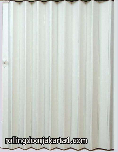 ROLLING DOOR JAKARTA: Folding Door PVC